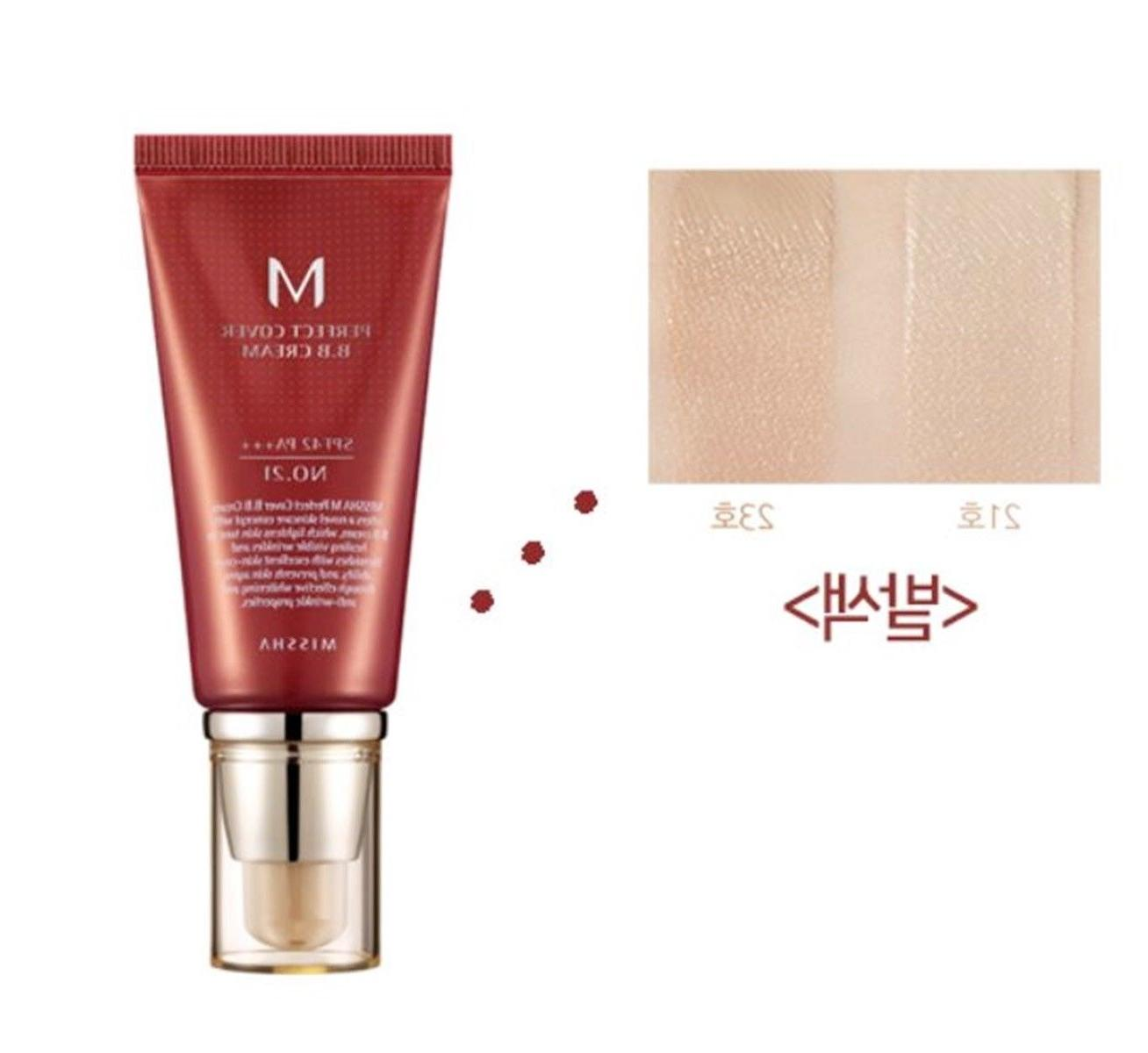 Missha M Perfect Blemish BB Cream 50ml #21