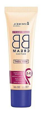 Rimmel Match Perfection 9-in-1 Super Makeup BB Cream, Very L