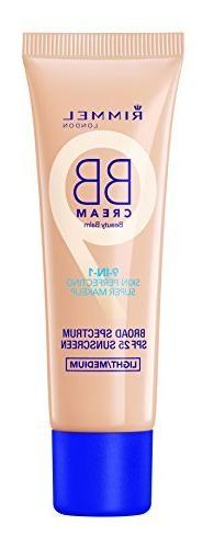 Rimmel Match Perfection BB Cream Foundation Original, Light