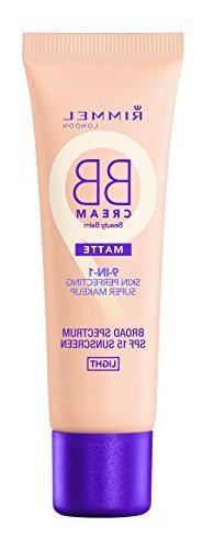 Rimmel Match Perfection BB Cream Foundation Matte, Light, 1