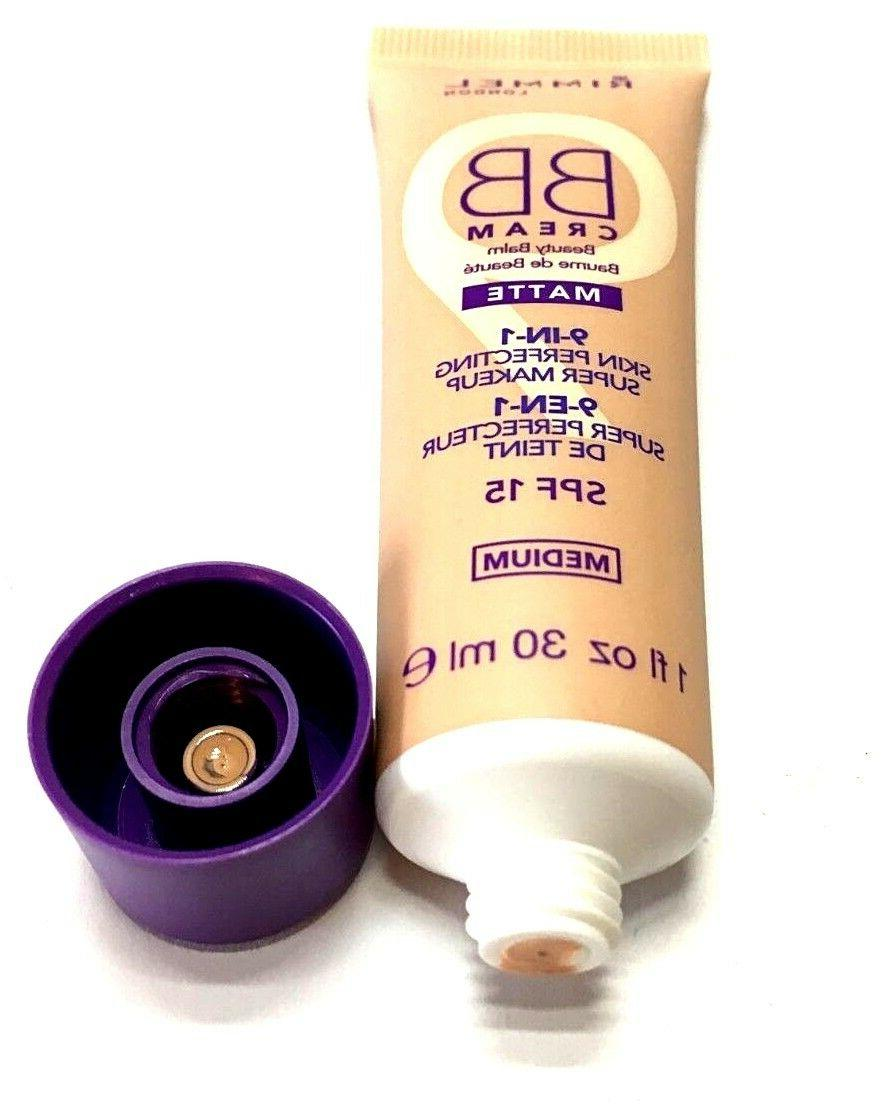 Rimmel Perfection Bb Cream Foundation Matte, 1