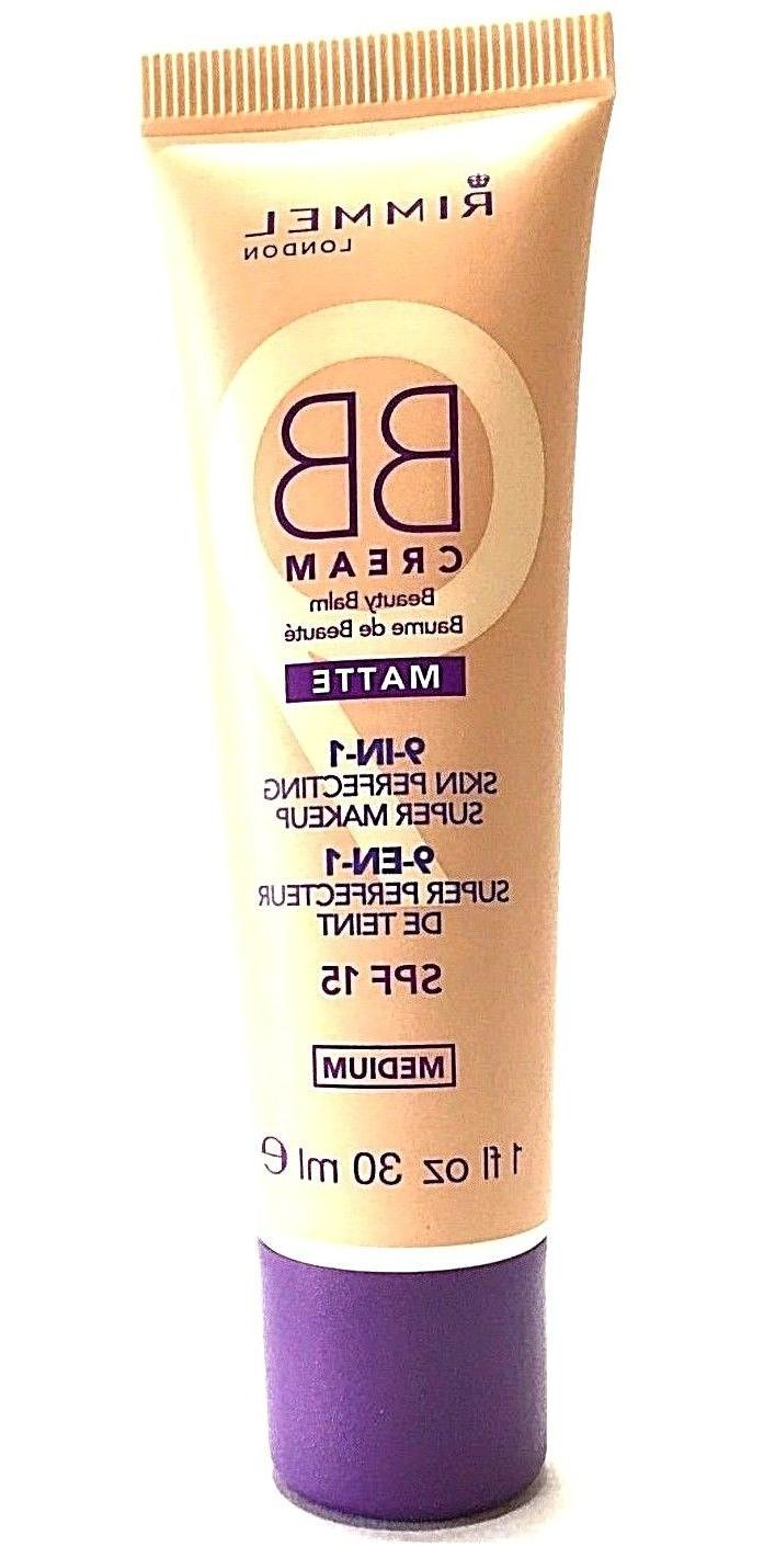 match perfection bb cream foundation matte medium