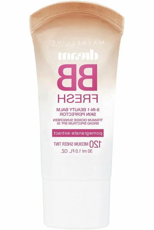 maybelline makeup dream fresh bb cream medium