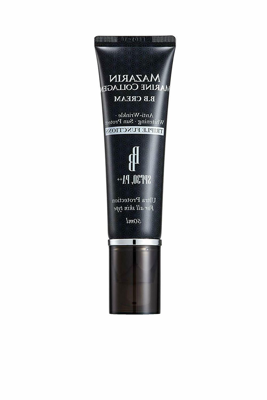 mazarin marine collagen bb cream spf30 50ml