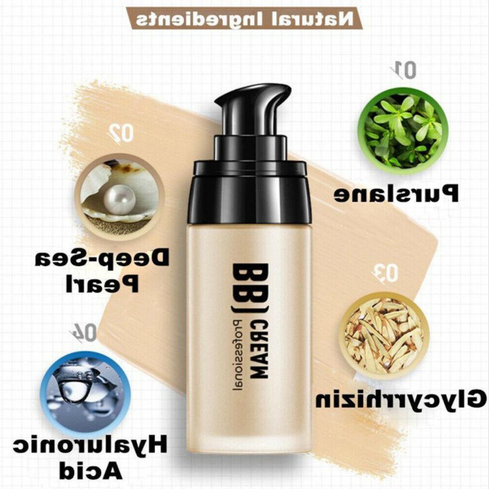 Men BB Sunscreen Foundation Concealer Base Makeup Care