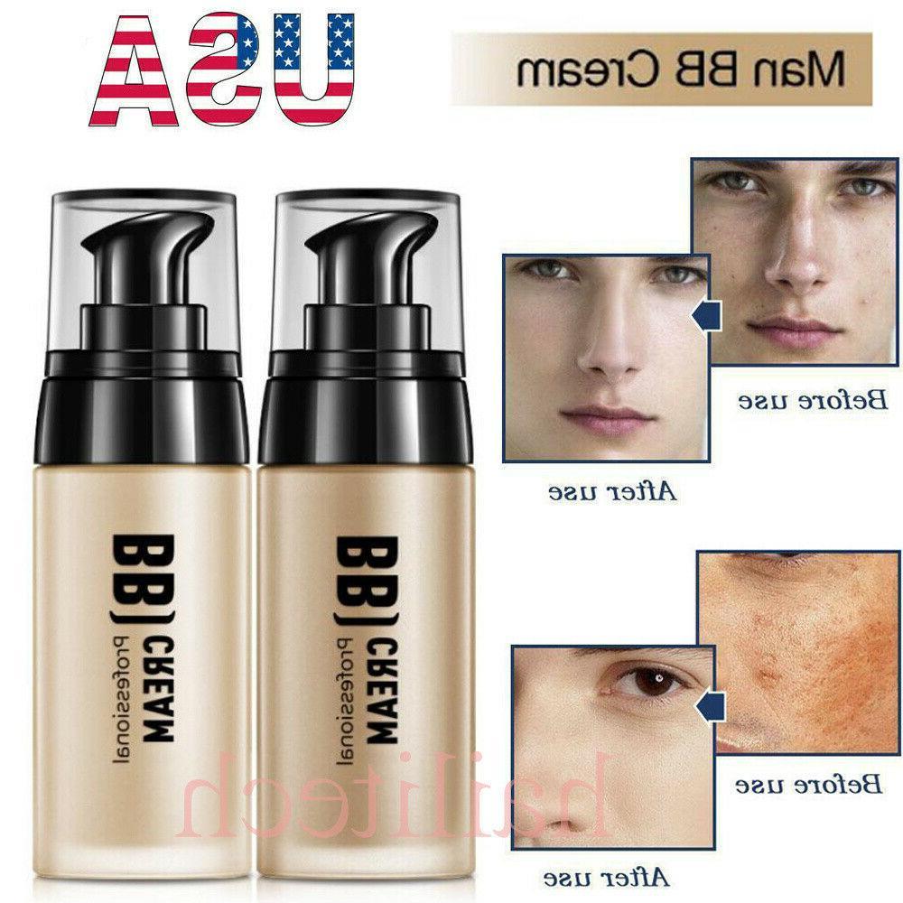 men makeup foundation revitalising nourishing bb cream