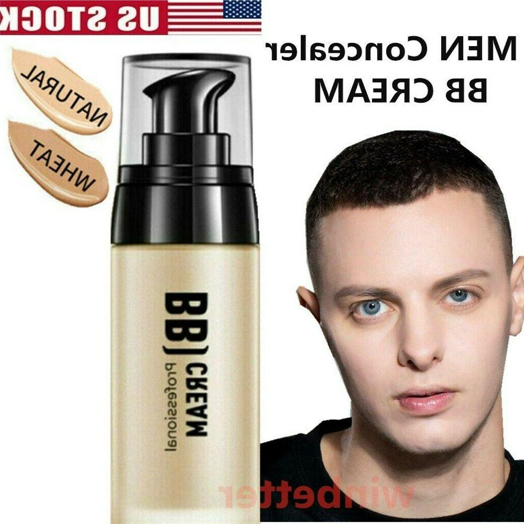 MEN Perfect Cover BB Cream Skincare Face Foundation Conceale