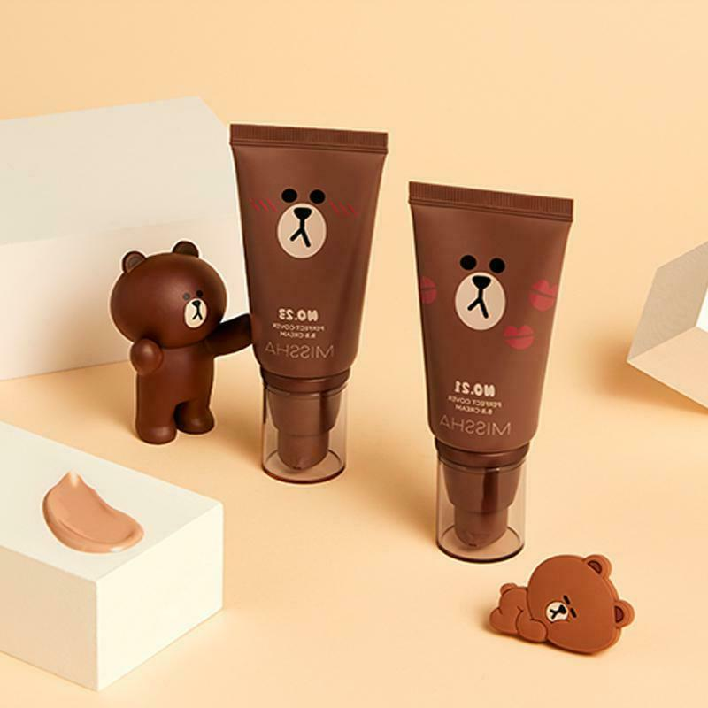Misha Line Friends Cover #23 PA+++ + GIFTS