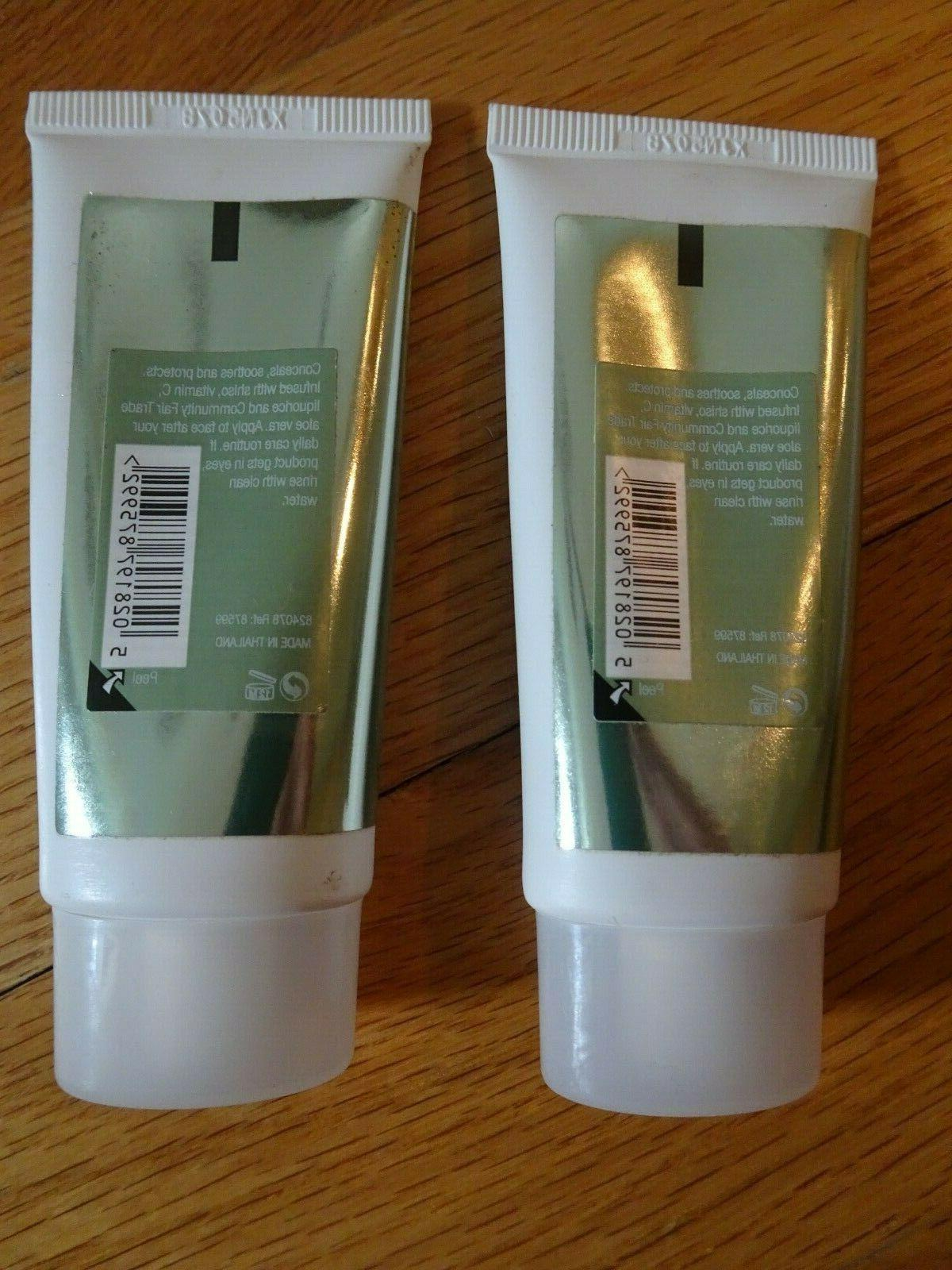 The Body Shop Moisture White Shiso BB Makeup oz SPF 25