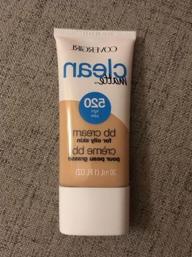 new clean matte bb cream for oily