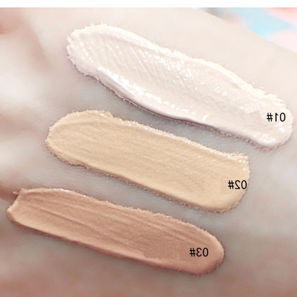 <font><b>BB</b></font> <font><b>Cream</b></font> Sun Block Long Lasting Waterproof Face Whitening Foundation