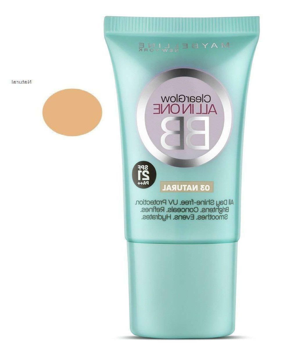 Pack Maybelline New York BB Cream ,18 ml Free Ship RG