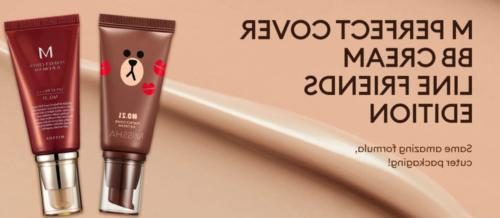 Missha Perfect Cream #23 Natural