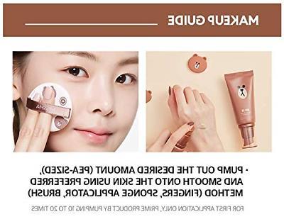 Missha Perfect cover Cream PA+++ Natural