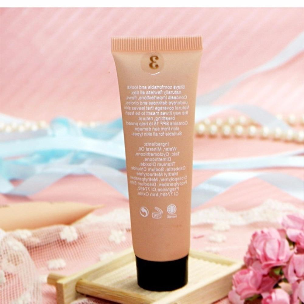 NEW Brighten <font><b>BB</b></font> <font><b>Cream</b></font> Makeup Sun Block Long Waterproof Whitening Foundation TSLM2