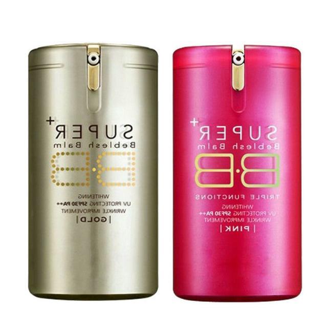 Gold Pink Balm BB Cream 40g Skin79 Super Professional Primer