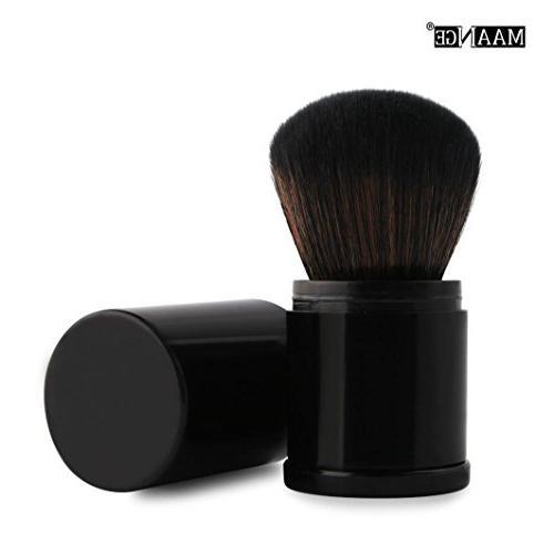 portable brush face blush