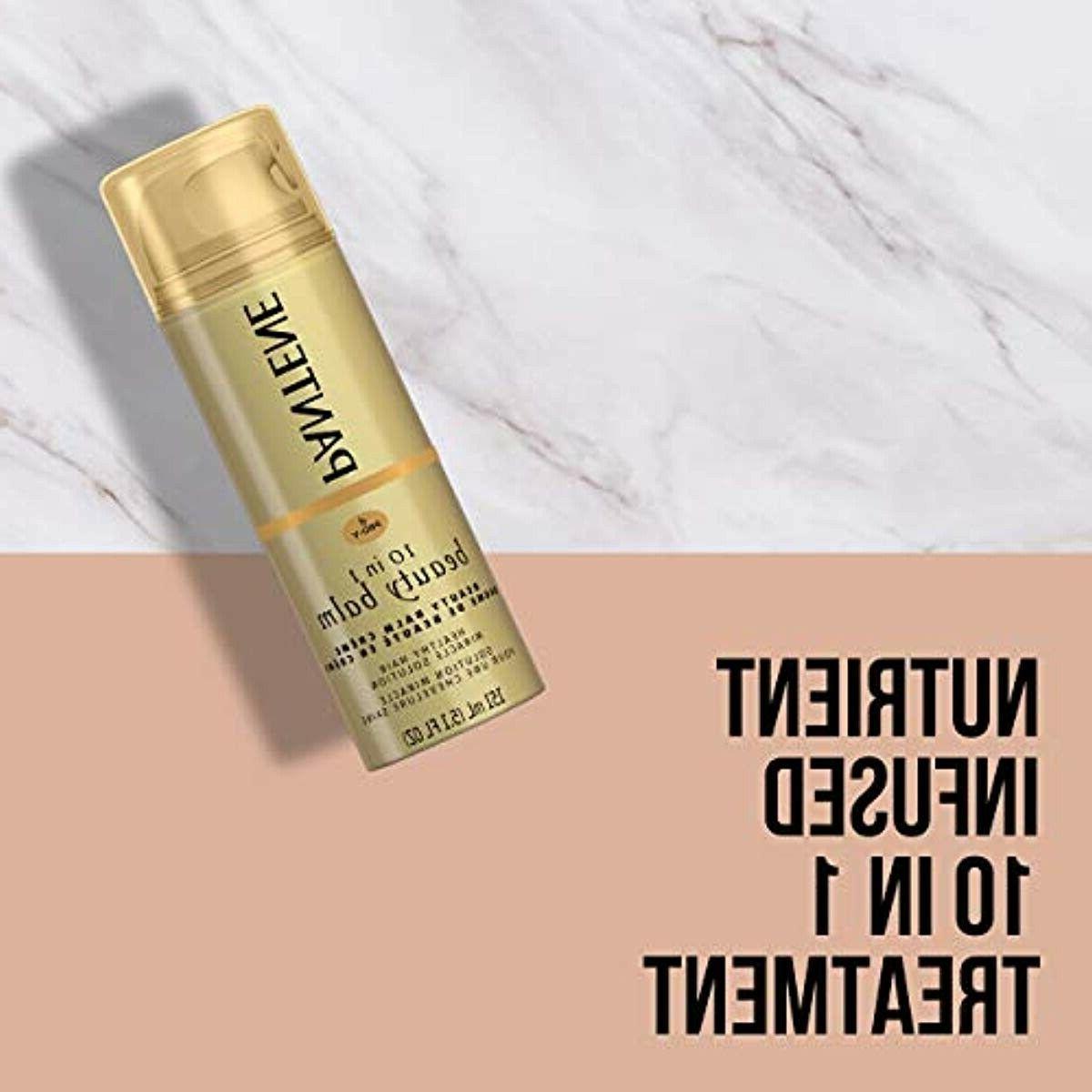 Pantene Ultimate Beauty Balm Crème Hair, 5.1 Fl