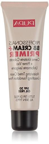 Pupa Milano Professionals BB Cream and SPF 20 Primer for Wom