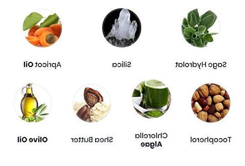 PuroBIO Anti-Aging 02 Medium - All Olive Shea Butter. NICKEL IN ITALY fl.oz