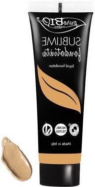 PUROBIO - Liquid Foundation - Anti aging effect - Matte effe