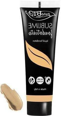 PUROBIO - Liquid Foundation - Anti aging effect - Matte effe