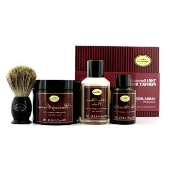The Art Of Shaving Sandalwood The 4 Elements Of The Perfect
