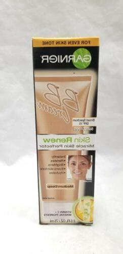 Garnier Skin Renew Miracle Perfector BB Cream Medium/Deep 2.