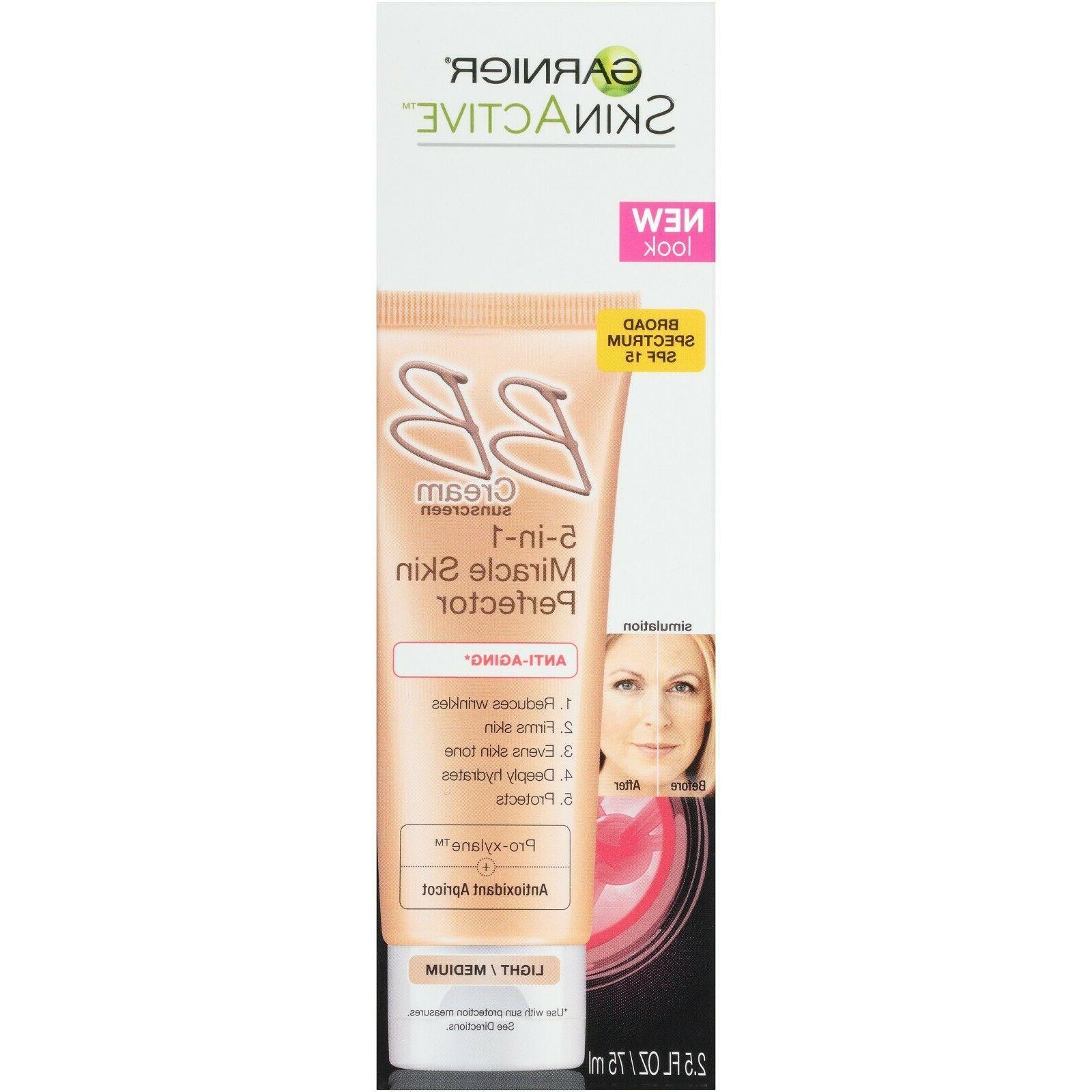Garnier Cream Anti-Aging Moisturizer