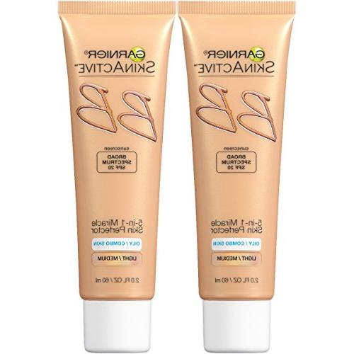 Garnier Skin Skinactive Bb Cream Light/Medium,