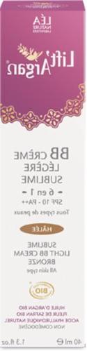 Lift'Argan Sublime Light BB Cream Bronze 6-in-1 SPF 10