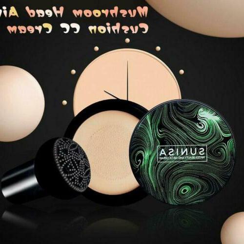 SUNISA Mushroom Head Air Cushion BB Cream Cream 100% ORIGINA
