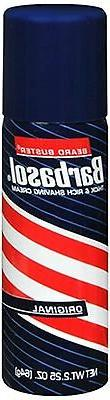 Barbasol Shaving Cream 2.25 Ounce  Original