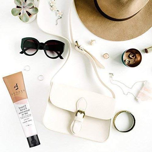 Tinted Sunscreen for - SPF Natural Broad Tinted Oxide Sunscreen Face Facial Sunscreen