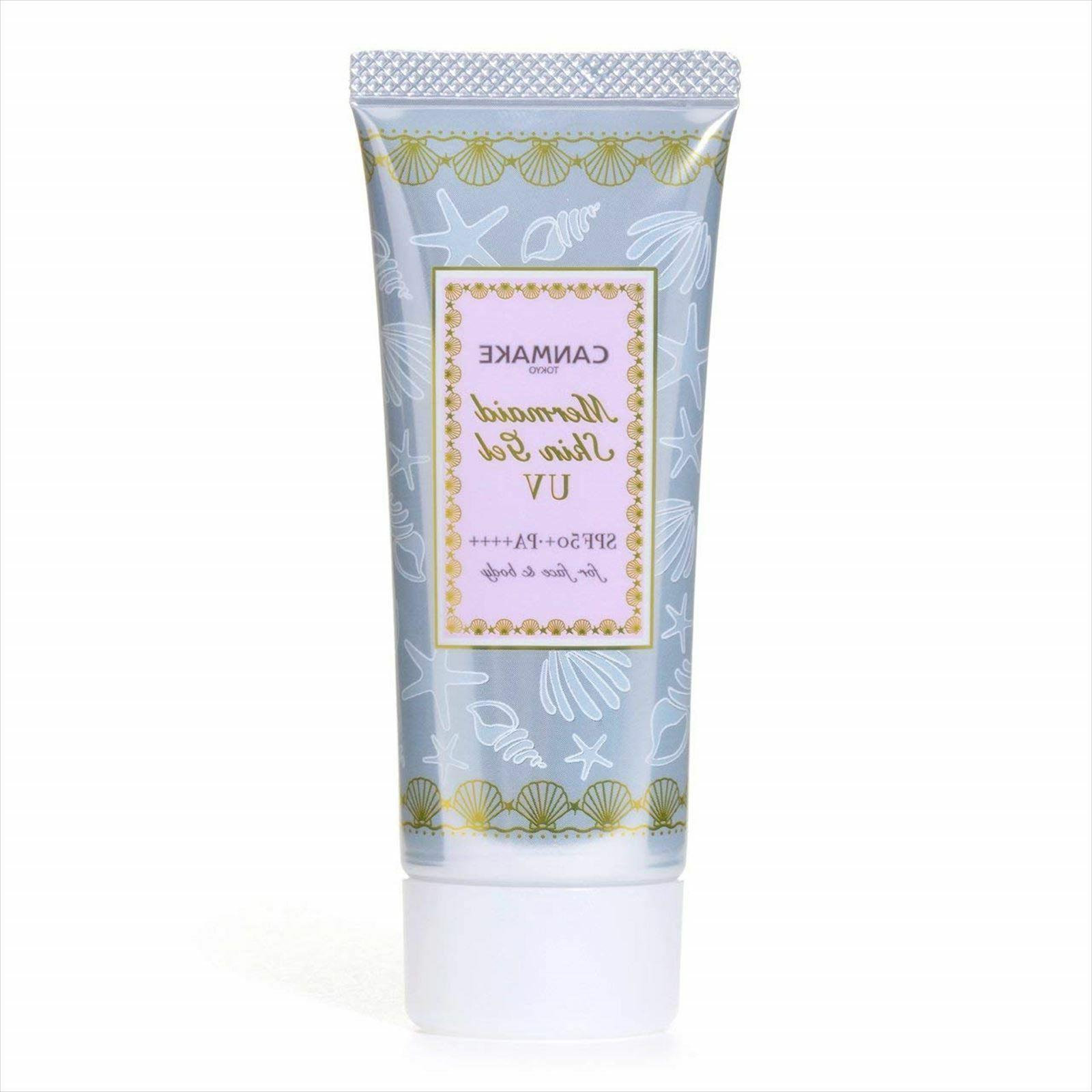 CANMAKE Tokyo Mermaid Skin Gel UV Sunscreen SPF50+ PA++++ 40
