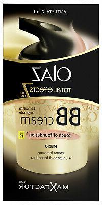 OLAZ Tot.effects bb cream medio - Facial creams and masks