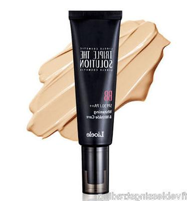 triple the solution bb cream spf30 pa