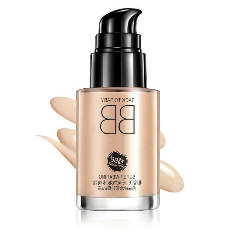 US Waterproof Cosmetics Concealer Natural Looking