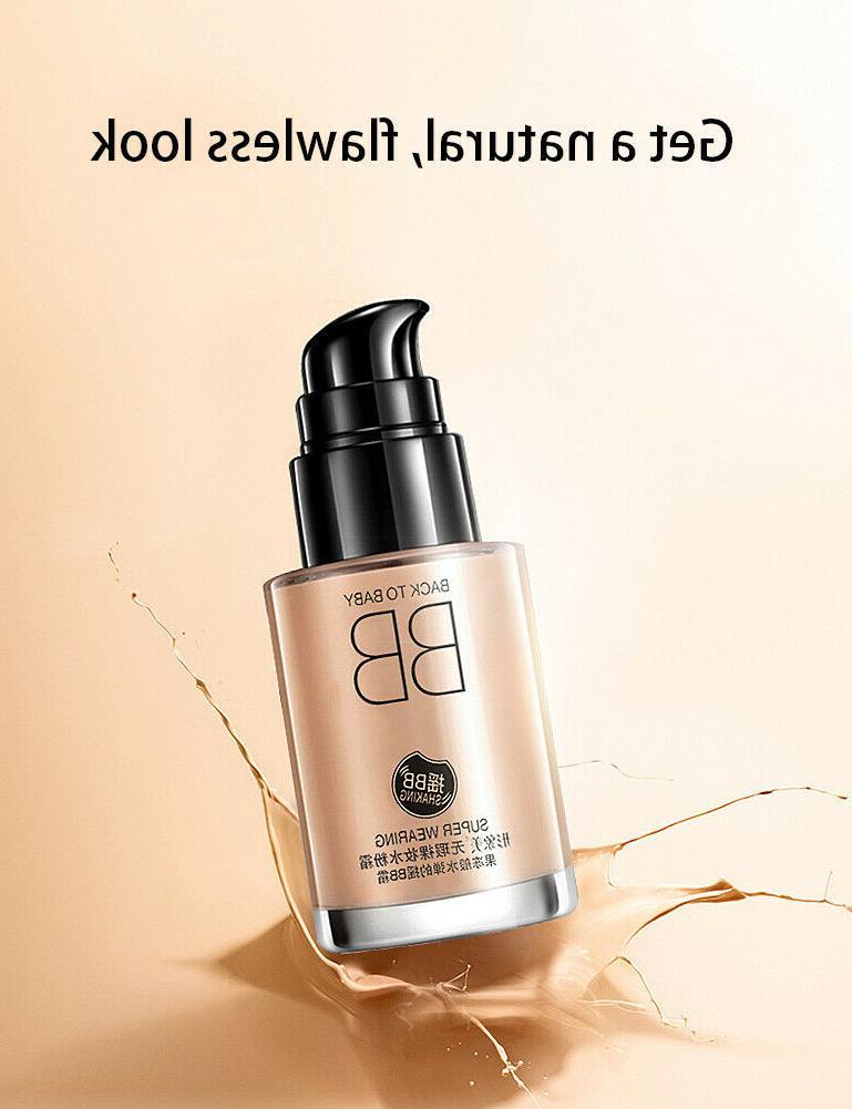 US Liquid Foundation Cosmetics Natural