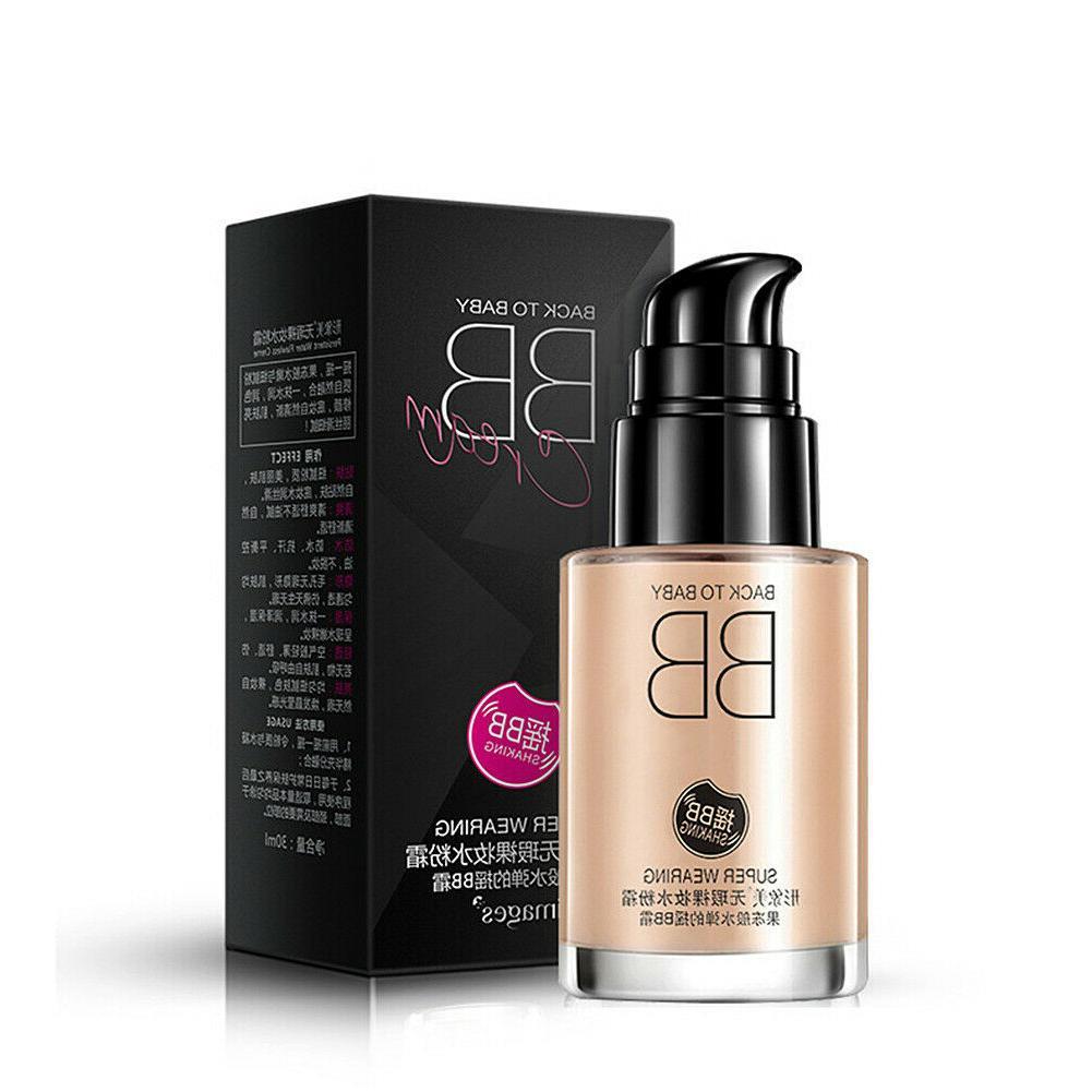 US Foundation Waterproof Cosmetics BB Cream Natural