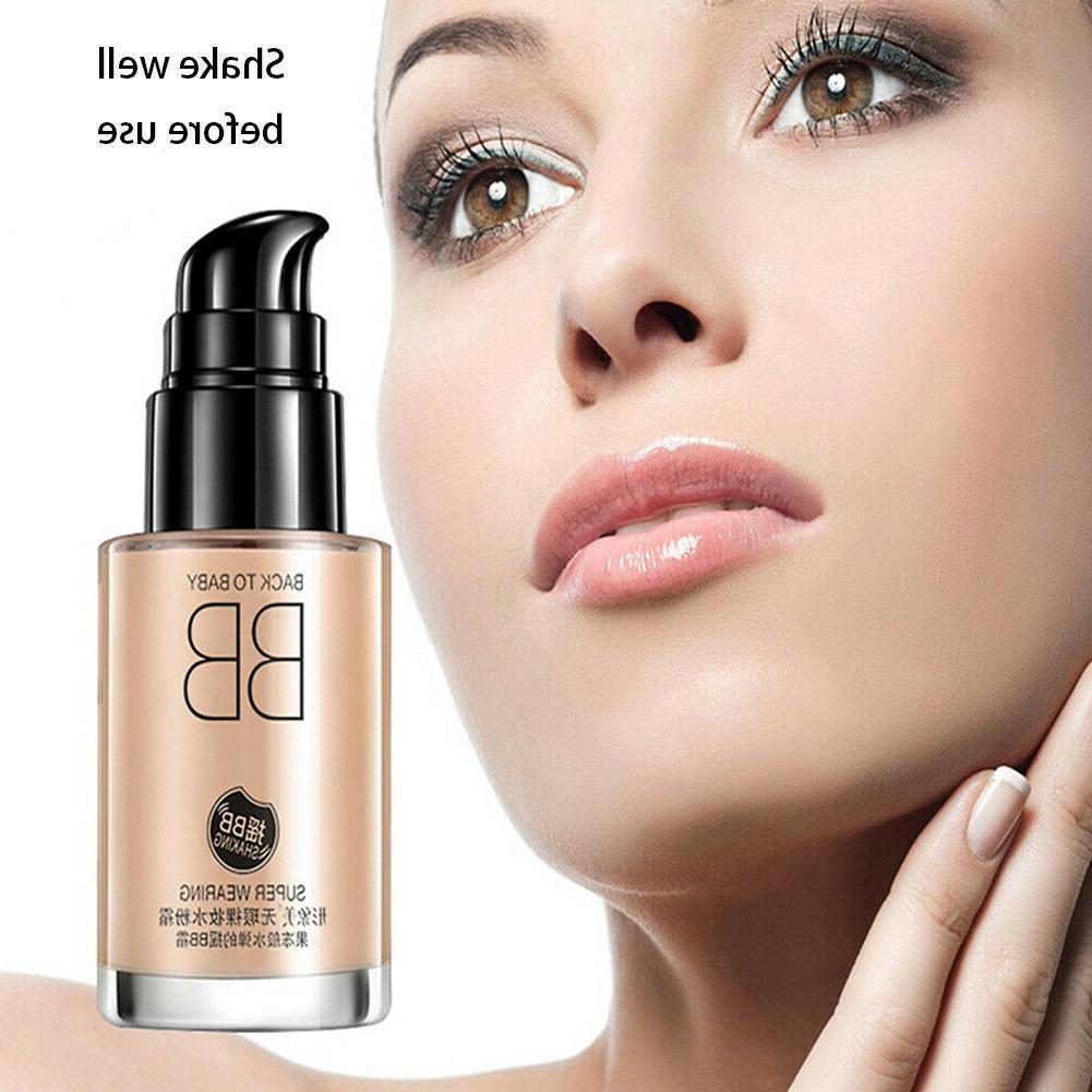 us liquid foundation waterproof cosmetics concealer bb