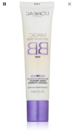 L'Oreal Paris Magic Skin Beautifier BB Cream Fair 1.0 Ounces