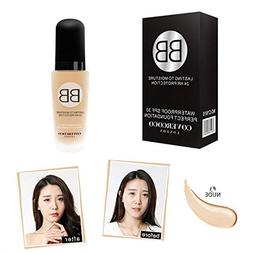 Ochine Liquid Foundation Moisturizing Brighten Skin Color Co