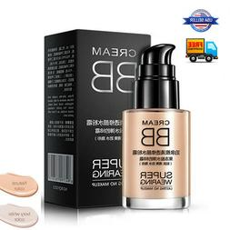 liquid foundation waterproof cosmetics concealer bb cream