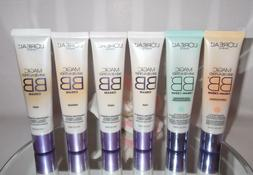 Loreal Magic Skin Beautifier BB Cream 1oz YOU CHOOSE 4-In-1