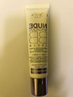 loreal nude magique bb cream medium skin
