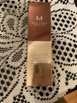 Missha M Cover BB Cream No 13 Korean Beauty Foundation Ulta