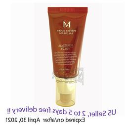 MISSHA M Perfect Cover BB Cream #21 50ml ,SPF 42 PA+++ + Fre