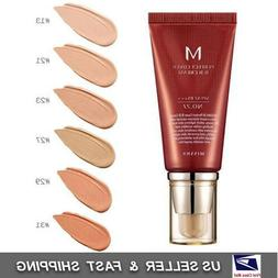 MISSHA M Perfect Cover BB Cream No.13/ 21/ 23/ 27/ 29 / 31 5