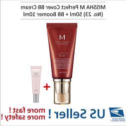 MISSHA M Perfect Cover BB Cream  50ml + BB Boomer  - US SELL